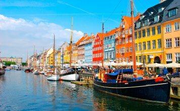 Кратко о Дании