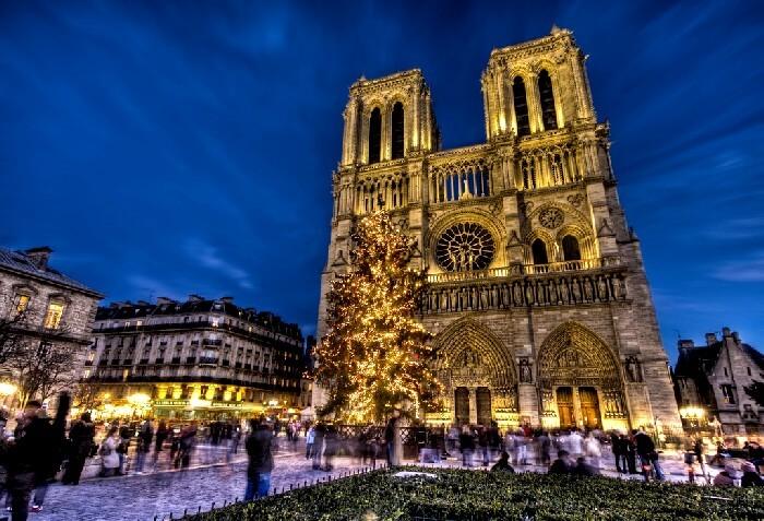 Париж для взрослых