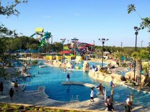 Лучший аквапарк