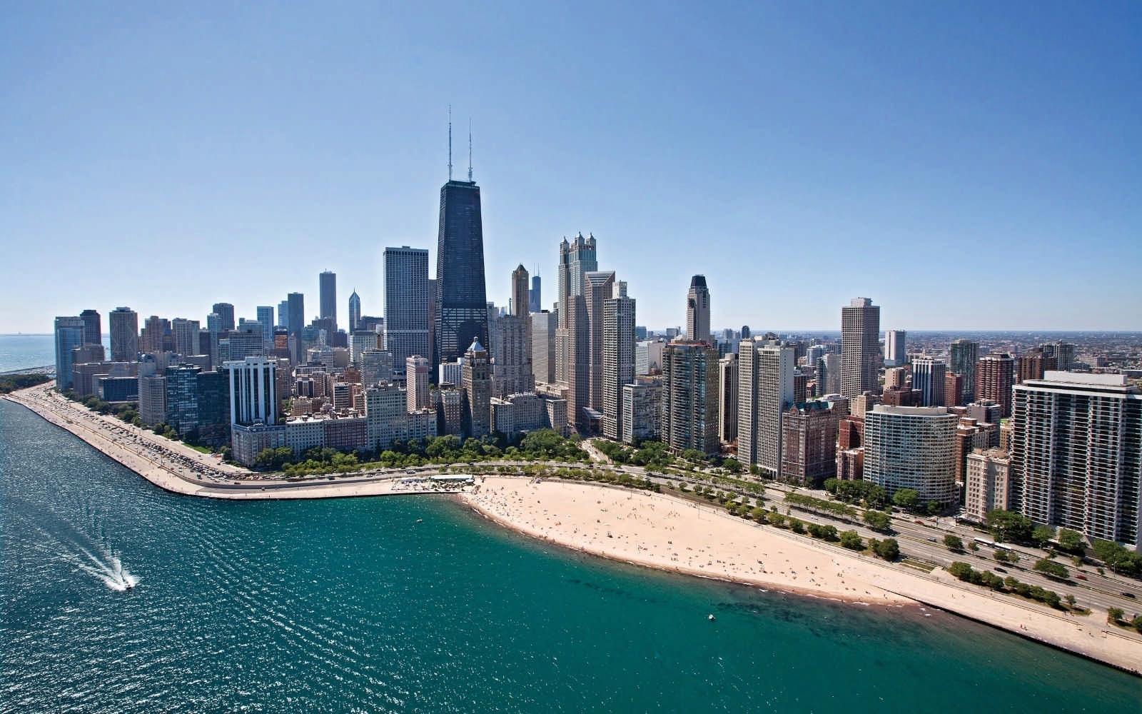 Чикаго салют