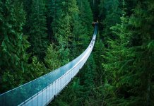 самый экстремальный мост