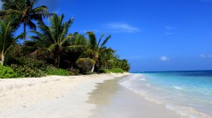 Фламенко пляж