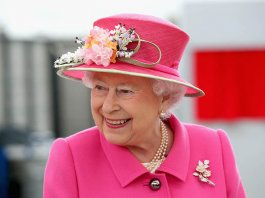 Королева Елизавета
