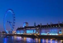 отель Лондона