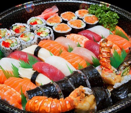 день суши