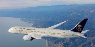 авиакомпания Саудовской Аравии