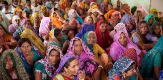 Женщины в Непале